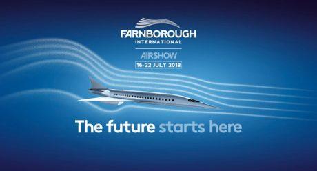 Farnborough International Airshow 2018
